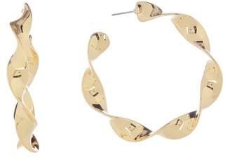 BaubleBar Nabina Hoop Earrings