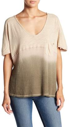 Free People Sun Dial Ombre Tee