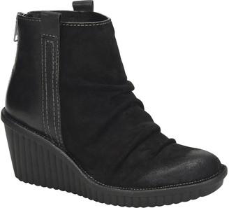 Bionica Wedge Boots - Destiney