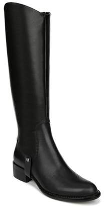 Via Spiga Cody Leather Riding Boot