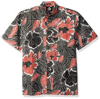 Reyn Spooner Men's Kloth Classic Fit Hawaiian Shirt