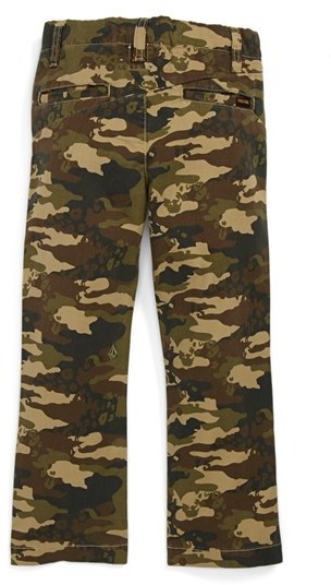 Volcom 'Faceted' Pants (Big Boys)