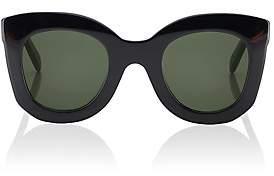 Celine Women's Butterfly Sunglasses - Green
