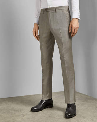 Ted Baker KERNALT Debonair slim wool suit trousers