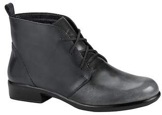 Naot Footwear Levanto Lace-Up Leather Bootie