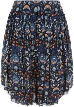 Chloé Printed Shorts