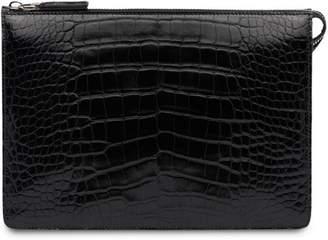 Prada Crocodile Leather Case