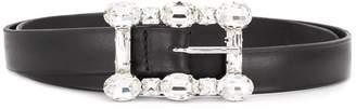 Orciani soft buckled belt