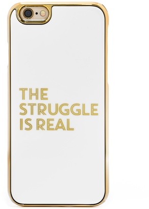 Amanda Struggle Cover Up iPhone 6/6s Case $30 thestylecure.com