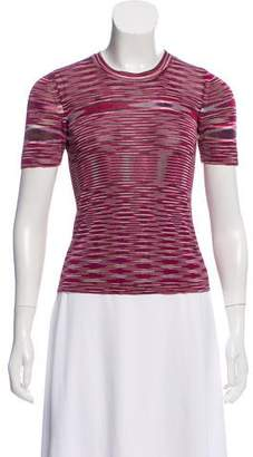 Missoni Knit Short Sleeve Top