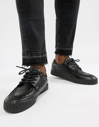 T.U.K. Vegan EZC Round Toe Sneakers