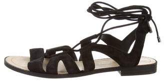 Rebecca Minkoff Greyson Lace-Up Sandals