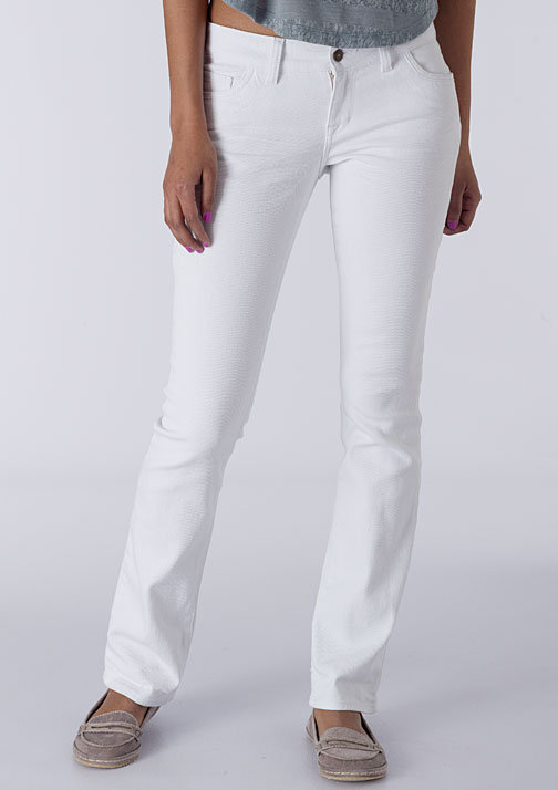 Morgan Low-Rise Skinny Jean