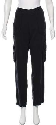 Blumarine Mid-Rise Pants