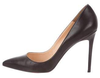 52b416a20b1 Christian Louboutin Pigalle Point-toe Pumps - ShopStyle