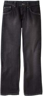 Lee Boys 8-20 Slim Straight-Leg Jeans