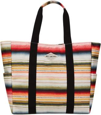 Billabong Totally Totes Stripe Tote
