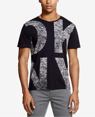 DKNY Men's Oversized Logo-Print T-Shirt, Created for Macy's