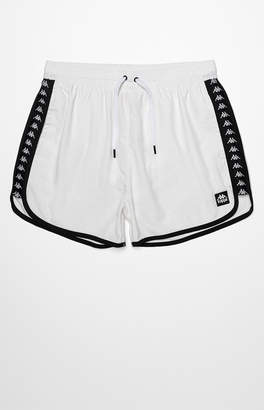 Kappa Authentic Agius Nylon Active Shorts