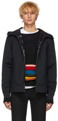 Moncler Black Down Belloy Jacket