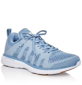 APL Athletic Propulsion Labs Women's Techloom Pro Knit Lace Up Sneakers