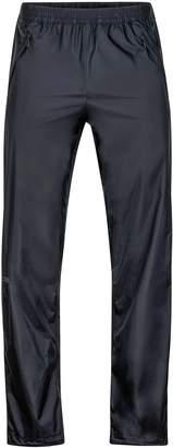 Marmot PreCip NanoPro Full Zip Regular Leg Waterproof Pant X Large