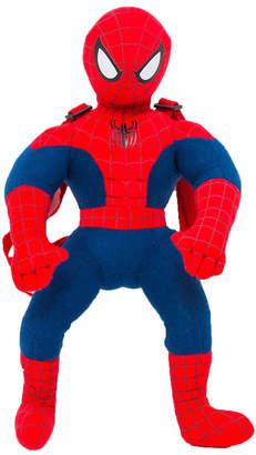 Spiderman Spider Man Character Plush Backpack