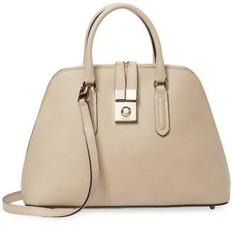 Furla Women's Leather Dome Satchel