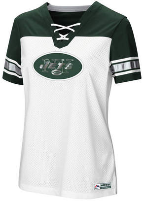 Majestic Women's New York Jets Draft Me T-Shirt 2018