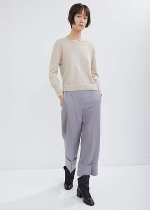 Nehera Porub Cropped Sailor Pants