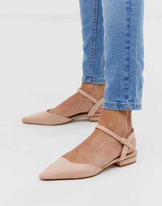 Ankle Strap Flats For Women - ShopStyle UK