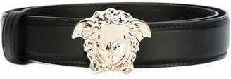 Versace Medusa belt $503.11 thestylecure.com