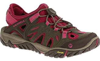 765ad25bd19c Merrell Women s s All Out All Out Blaze Sieve Water Shoes
