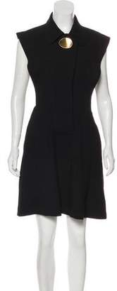 Opening Ceremony Belted Cutout Dress w/ Tags