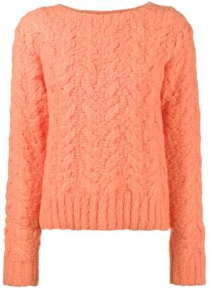 Sies Marjan cable knit jumper