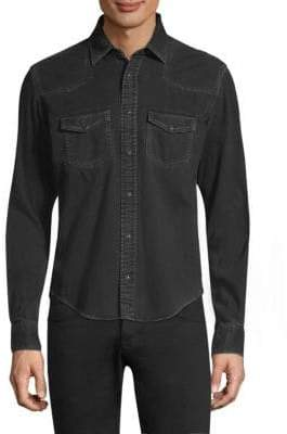 Belstaff Somerford Denim Shirt