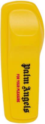 Palm Angels Yellow Anti-Theft Pin