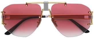 Celine (セリーヌ) - Céline Eyewear aviator tinted sunglasses