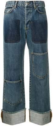 J.W.Anderson pocket-detail jeans