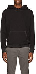 ATM Anthony Thomas Melillo MEN'S COTTON-BLEND TERRY HOODIE-CHARCOAL SIZE S