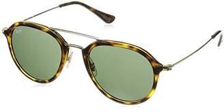 Ray-Ban Unisex-Adult's RB4253 Sunglasses, Negro