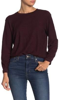 Nation Ltd. Avery Cuff Sleeve T-Shirt