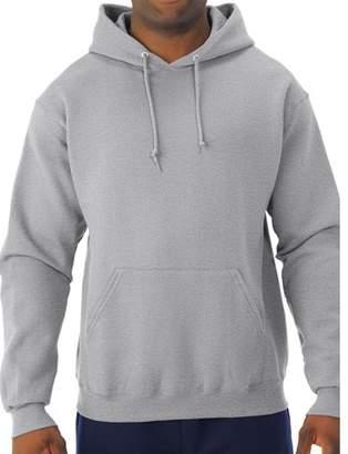 Jerzees Big Men's NuBlend Preshrunk Fleece Pullover Hooded Sweatshirt
