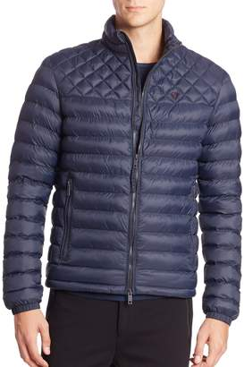 Strellson 4Seasons Quilted Long Sleeve Jacket