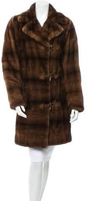 Michael Kors Mink Jacket