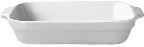 Emile Henry 8.5x5.5-in. Classics Lasagna Dish, Blanc