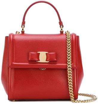 Salvatore Ferragamo small Vara top-handle bag