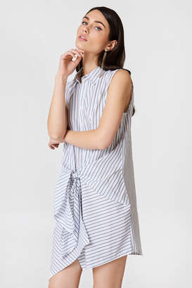 Reverse When We Were Young Dress Black/White Gingham