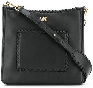 MICHAEL Michael Kors Gloria whipstitched messenger bag