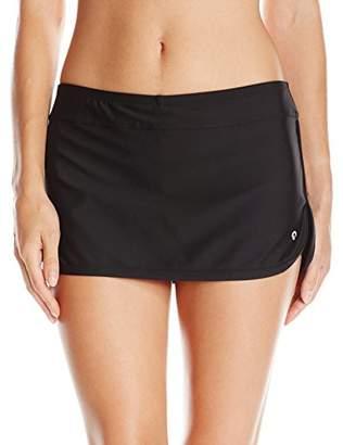 Next Women's Lotus Skort Bikini Bottom $58 thestylecure.com